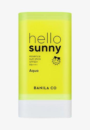 HELLO SUNNY ESSENCE SUN STICK SPF50+ PA++++ AQUA