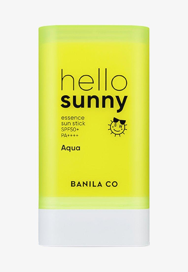 Banila Co - HELLO SUNNY ESSENCE SUN STICK SPF50+ PA++++ AQUA - Zonnebrandcrème - -