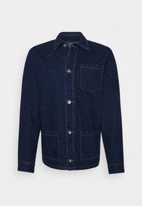 EARL WORKER JACKET - Denim jacket - rinse blue