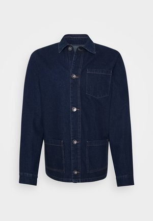 EARL WORKER JACKET - Denim jacket - rinse blue