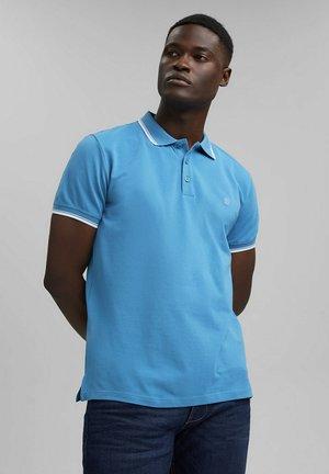 COO F LL - Polo shirt - petrol blue