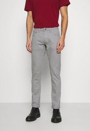 ALLAN - Trousers - grey