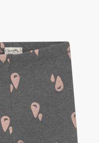 Sanetta - PURE KIDS  - Leggings - Trousers - dark grey - 2