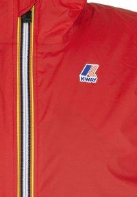 K-Way - Waistcoat - red - 2