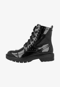 Betsy - Platform ankle boots - schwarz - 1