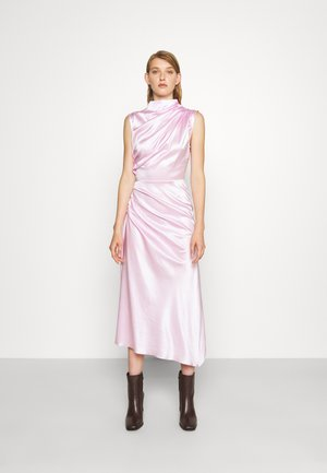 ALL DRAPES DRESS - Cocktail dress / Party dress - violet