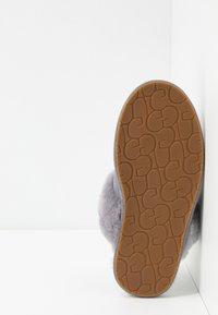 UGG - SCUFFETTE II - Pantoffels - grey - 6