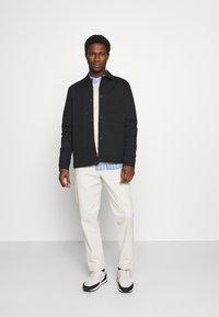 Selected Homme - SLHMORRIS JACKET - Summer jacket - black - 1