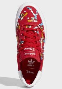 adidas Originals - DISNEY SPORT GOOFY - Skate shoes - red - 1