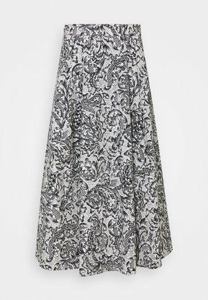 NADAR - Áčková sukně - ivory