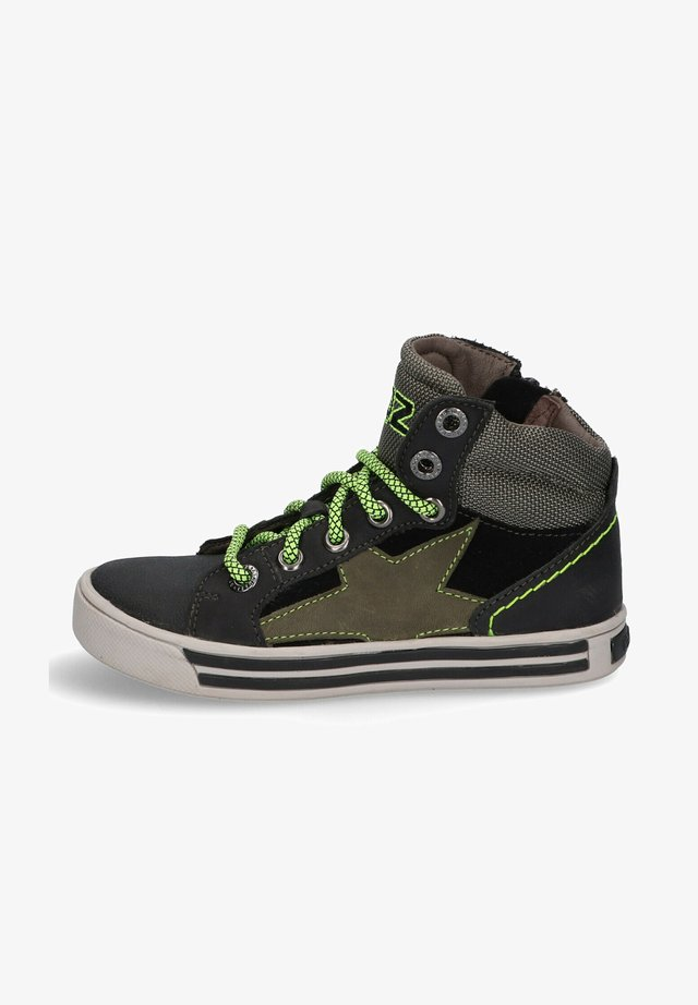 DYLAN DAY - Sneakers hoog - black