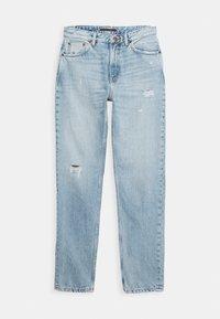 Nudie Jeans - BREEZY BRITT - Relaxed fit jeans - light desert - 3