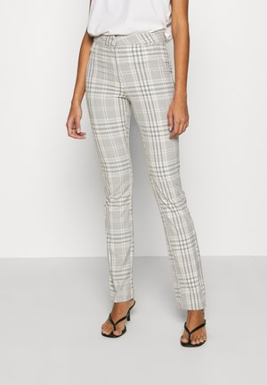 ALECIA TROUSER - Bukse - grey