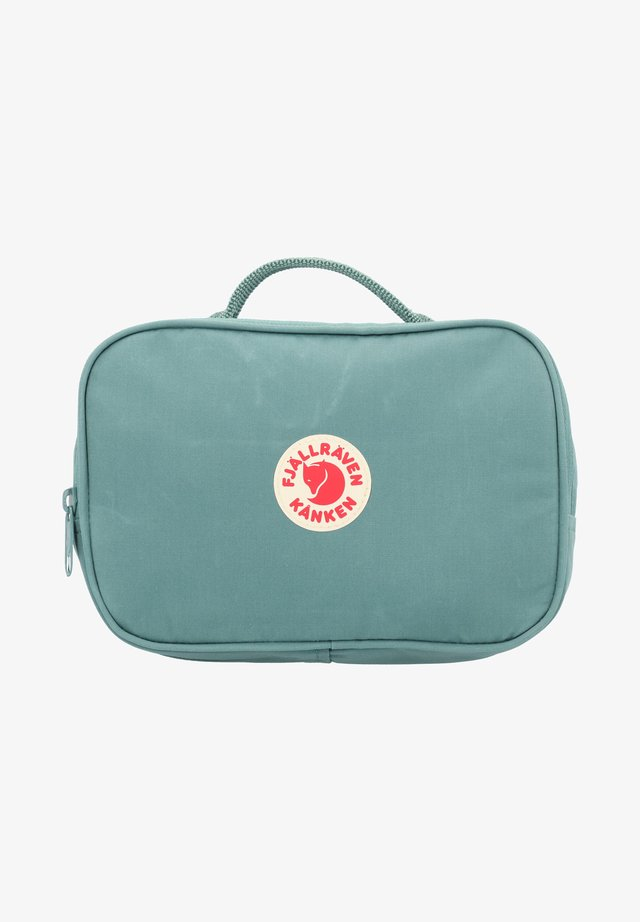 Wash bag - frost green