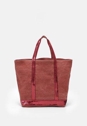 CABAS MOYEN - Handbag - vieux rose