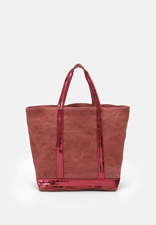 CABAS MOYEN - Handtasche - vieux rose