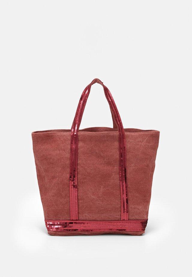CABAS MOYEN - Håndtasker - vieux rose