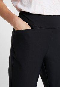 adidas Golf - PULLON ANKLE PANT - Pantaloni - black - 3