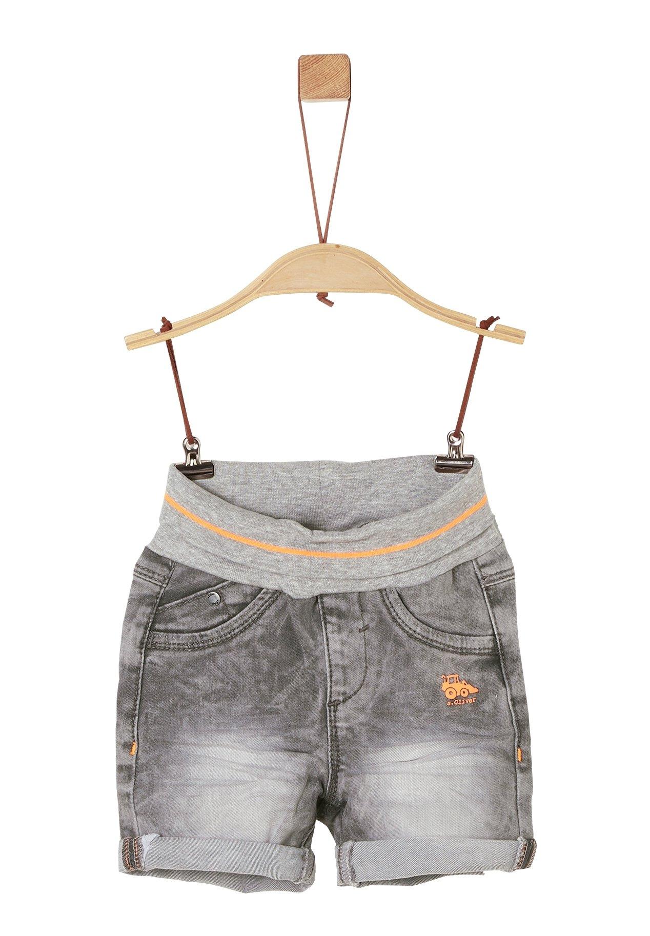 Kinder MIT UMSCHLAGBUND - Jeans Shorts