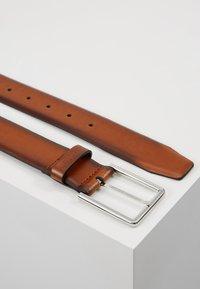 Calvin Klein - BOMBED BELT - Belt - brown - 2