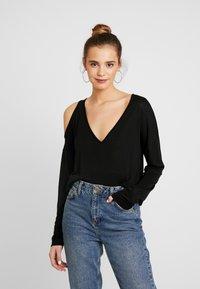 Pepe Jeans - CORA - Camiseta de manga larga - black - 0