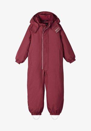 TROMSSA - Snowsuit - jam red
