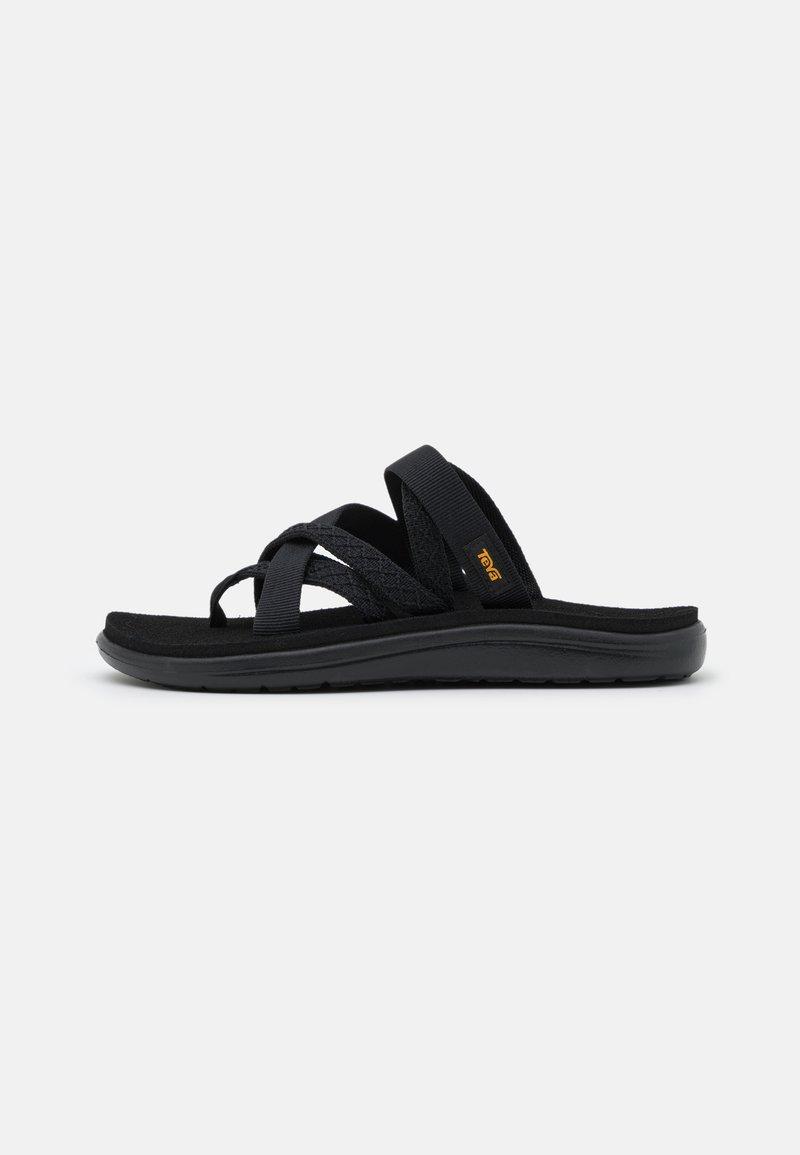 Teva - VOYA ZILLESA - T-bar sandals - mahani black