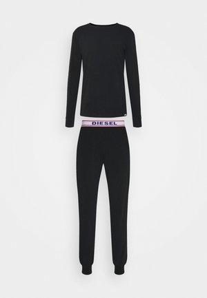 JUSTIN JULIO - Pyjama set - black
