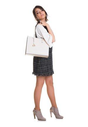 Handbag - offwhite