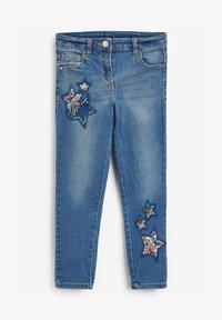 Next - Slim fit jeans - blue - 3