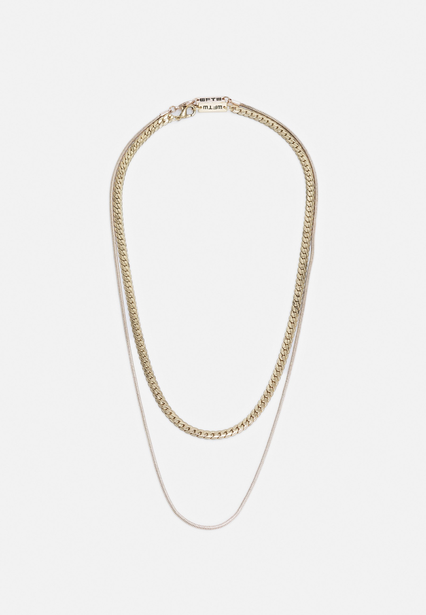 Homme NECKLACE 2 PACK - Collier