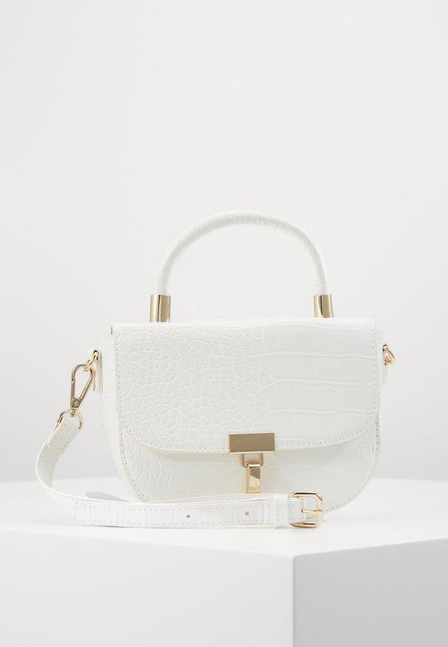 RLOUISE - Handbag - blanc