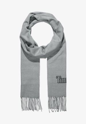Scarf - light grey heather
