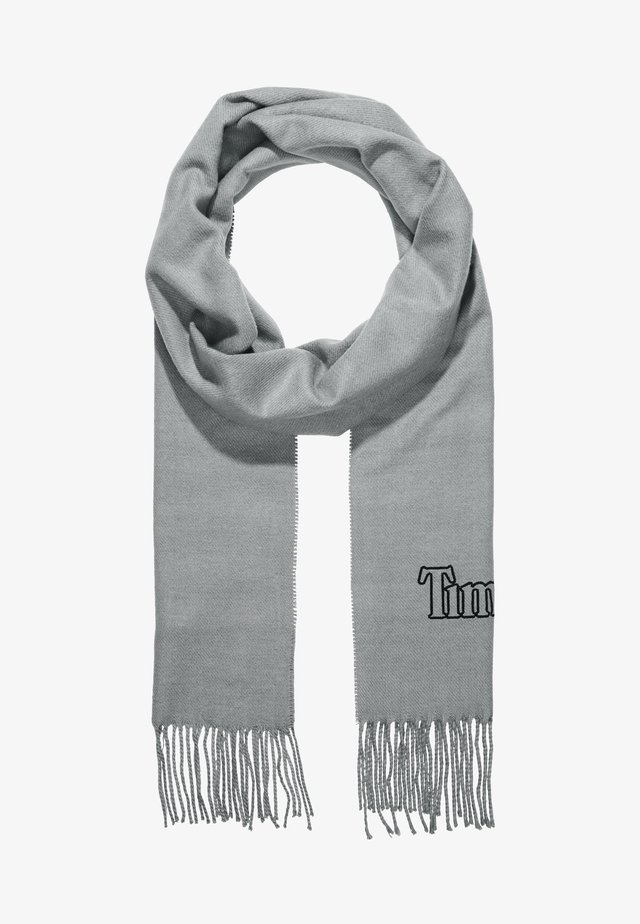 Schal - light grey heather