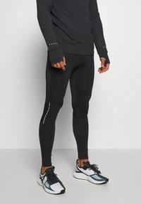 Endurance - TRANNY LONG - Leggings - black - 0