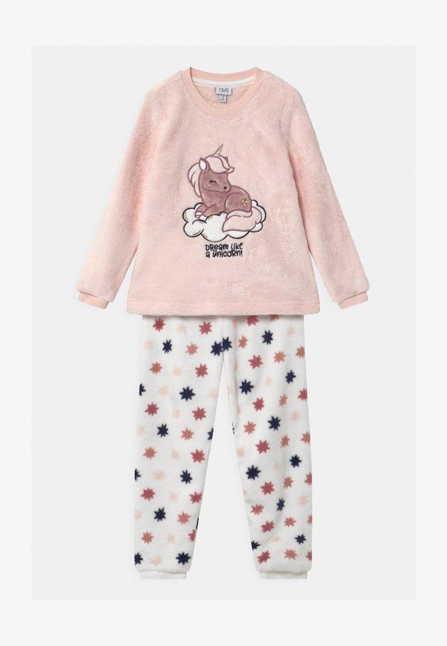 UNICORN - Pyjama set - rosewater