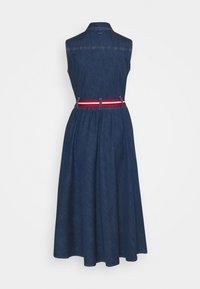 Liu Jo Jeans - ABITO - Denimové šaty - denim blue - 1