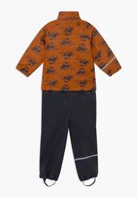 CeLaVi - RAINWEAR SET - Kalhoty do deště - pumpkin spice - 2