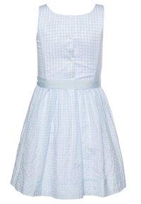 Polo Ralph Lauren - FIT DRESSES - Koktejlové šaty/ šaty na párty - beryl blue - 1