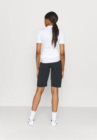 Zimtstern - TAILA EVO SHORT - Sports shorts - pirate black/gun metal - 2