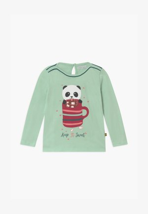 SMALL GIRLS - Long sleeved top - surf spray
