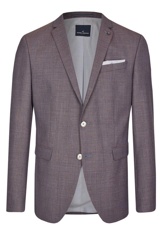 Blazer jacket - dunkelrot