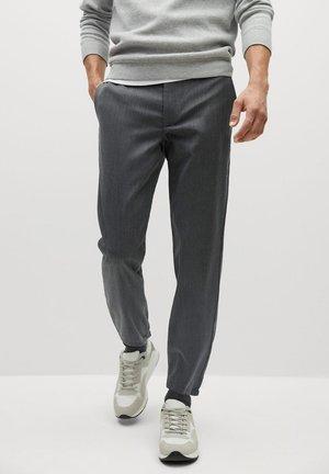BERGAMO - Trousers - grau