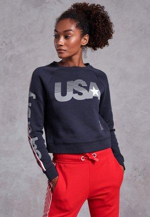GYM TECH USA  - Sweatshirt - dark blue