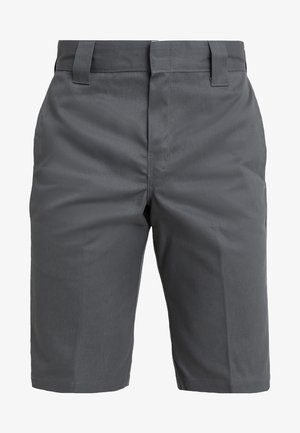 "13"" SLIM FIT WORK SHORT - Shorts - charcoal"