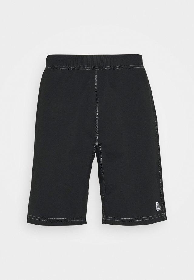 CHUCK TAYLOR SCRIPT UNISEX - Shorts - black