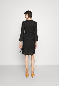 Diane von Furstenberg - AUDREY DRESS - Jumper dress - black - 2