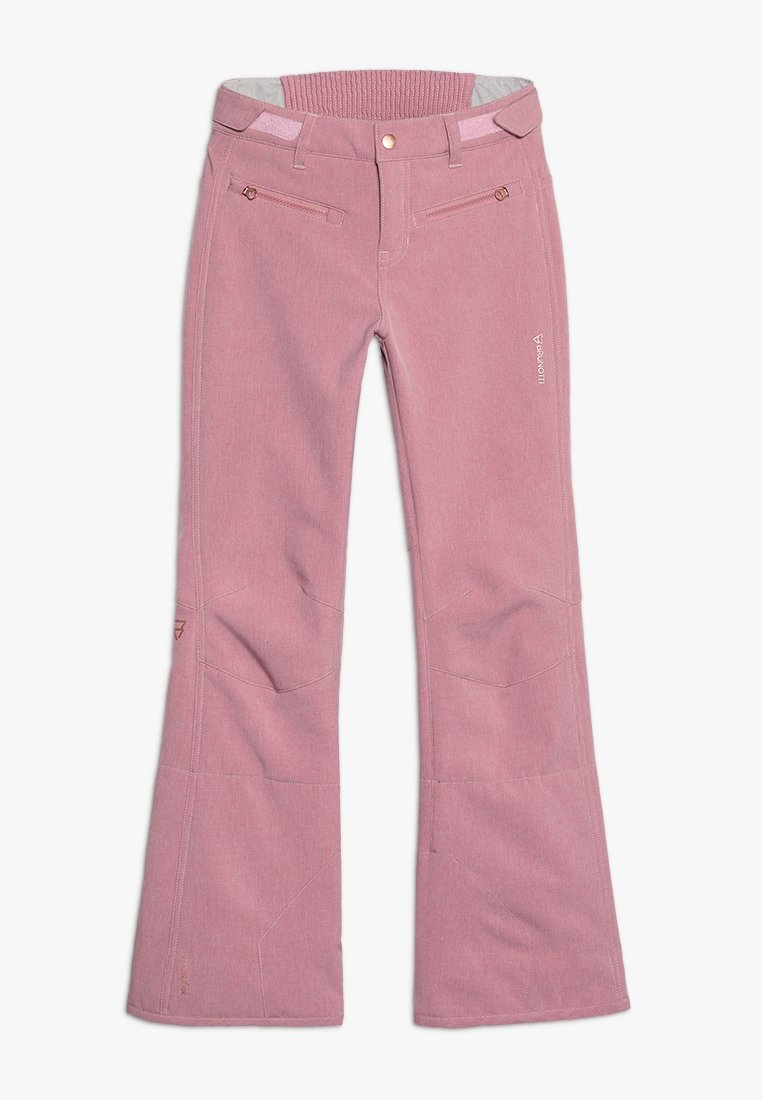 Brunotti - GIRLS PANT - Talvihousut - old rose