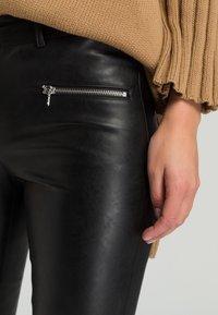 Marc Aurel - Trousers - black - 3