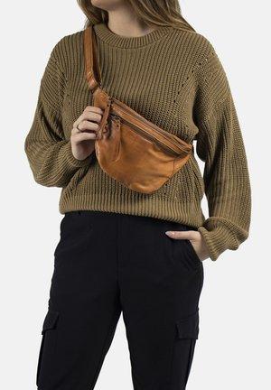 FAUST URBAN - Bum bag - burned tan